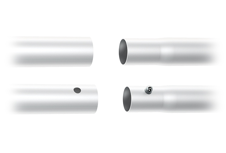 Tube Inserts and Joints-Swaged Tubing